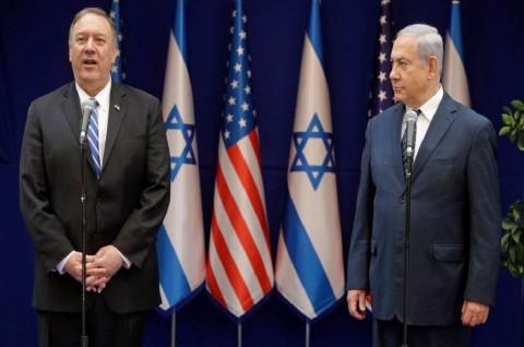 AS Sebut Palestina Belum Bisa Jadi Negara Berdaulat