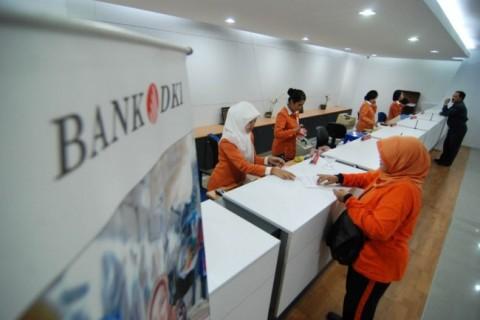 Bank DKI Dukung Perumda Pasar Jaya Terapkan Transaksi Nontunai