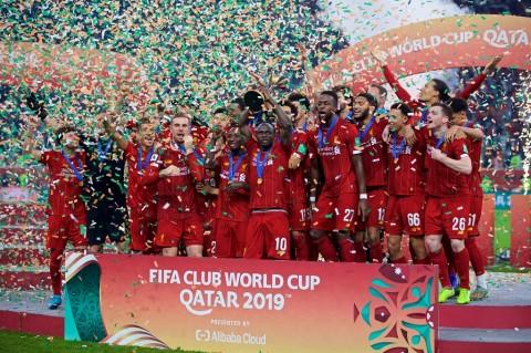 Liverpool Susah Payah Juara Piala Dunia Antarklub 2019