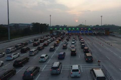 913 Ribu Mobil Diprediksi Tinggalkan Jakarta Hingga H-1 Natal