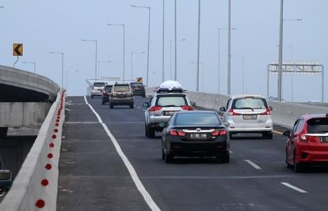 Kemenhub Antisipasi Kepadatan Tol Layang Jakarta-Cikampek