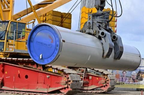 Jerman dan Rusia Kecam Sanksi AS atas Proyek Pipa Gas