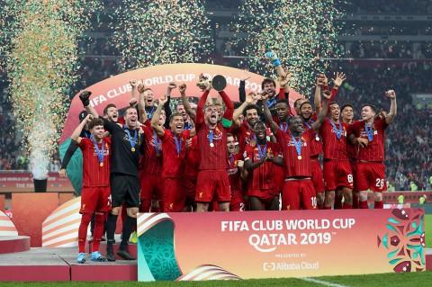 Tekuk Flamengo, Liverpool Juara Piala Dunia Antarklub 2019
