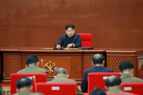 Kim Jong-un Gelar Pertemuan Militer Jelang <i>Deadline</i> 2019