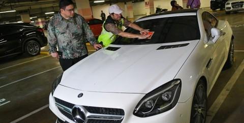 Potensi Tunggakan Pajak Kendaraan Mewah Capai Rp2,1 Triliun