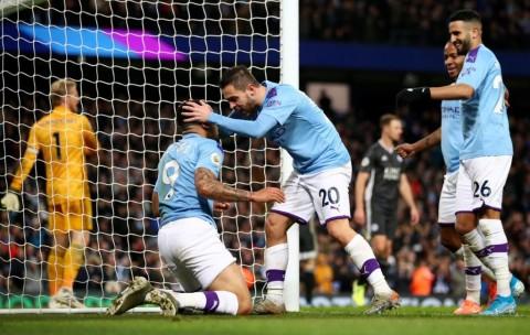 Ucapan Terima Kasih Guardiola untuk Pemain Usai Kalahkan Leicester