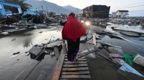 Nelayan Korban Bencana Sulteng dapat Pendampingan dari Iskindo