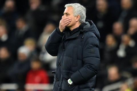 Spurs Kalah karena Kesalahan Sendiri