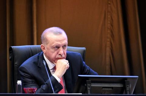 Turki Kesulitan Tangani Pengungsi Suriah Seorang Diri