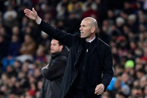 Real Madrid Paceklik Gol, Zidane Belum Tertarik Belanja