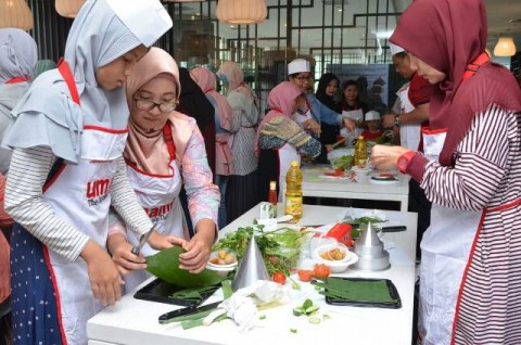 Mother's Day Fun Cooking Class di Hari Ibu