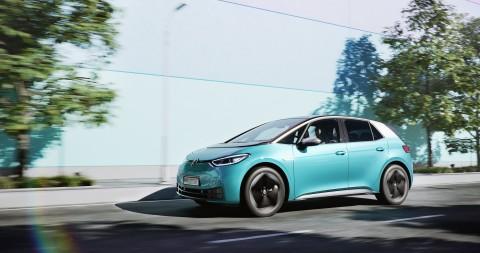 Volkswagen ID.3 Kini Dilengkapi dengan Suara Buatan