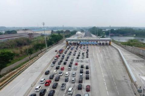 Jasa Marga Prediksi 38 Ribu Mobil Tinggalkan Jakarta Hari Ini