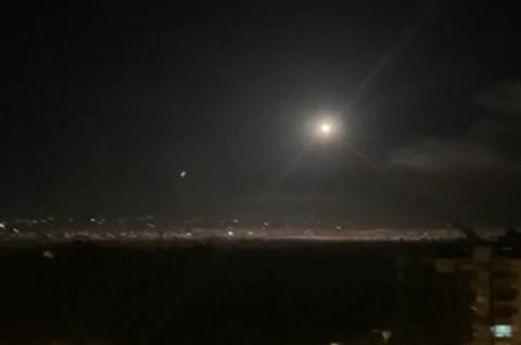 Suriah Tembak Misil Berbahaya dari Arah Israel