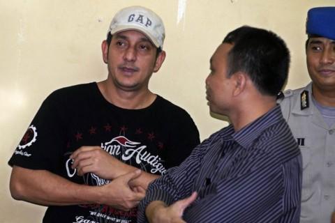 Ibra Azhari Tak Kooperatif Saat Ditangkap