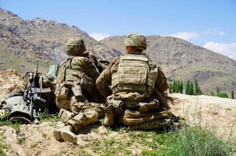 Tentara AS Tewas Diserang, Taliban Klaim Tanggung Jawab