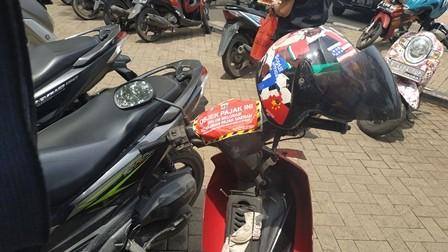 50% Motor di Jakarta Menunggak Pajak