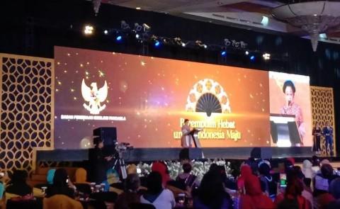 Megawati dan Sri Mulyani Kompak Serukan Perempuan Harus Maju