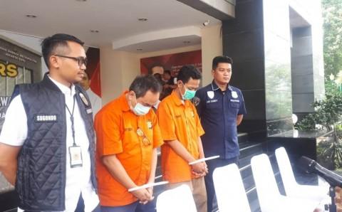 Penipu Berkedok Rekrutmen Pegawai PT KAI Ditangkap