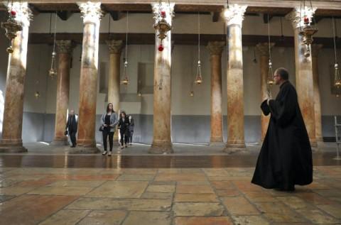 Israel Izinkan Warga Kristen Gaza ke Bethlehem Selama Natal