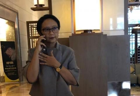 Prajurit Filipina Tewas Selamatkan WNI, Menlu Berduka