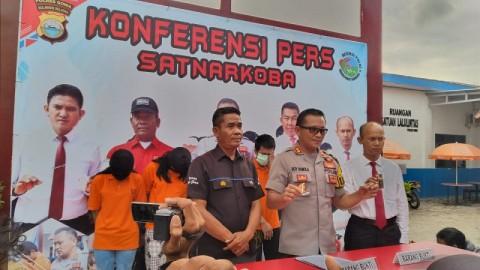 Perdagangan Manusia Diungkap di Makassar