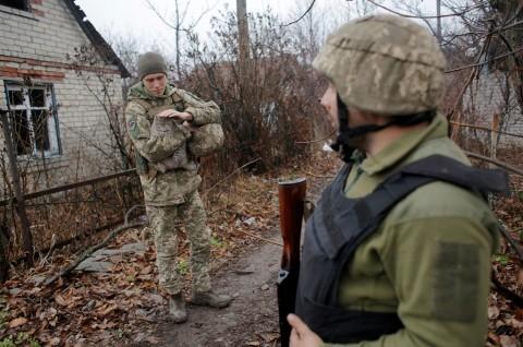 Ukraina dan Separatis Pro-Rusia Sepakat Bertukar Tahanan