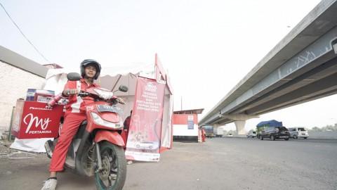 Motor Pembawa BBM Masuk Jalan Tol Layang, Amankah?