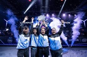 Aerowolf Pro Bawa Indonesia Juara Asia Pasifik