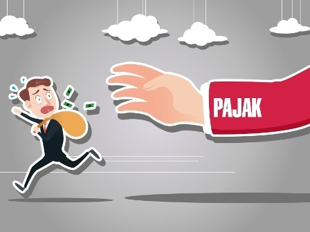 4 Ribu Moge di Jakarta Belum Bayar Pajak