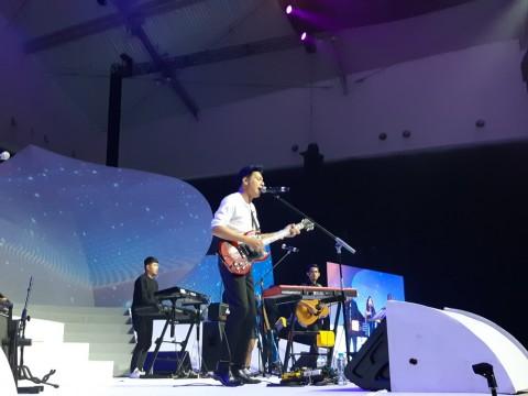 Icefest Music Concert Jadi Konser Perdana Rendy Pandugo