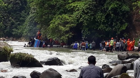 Death Toll in Pagaralam's Bus Accident Rises to 25