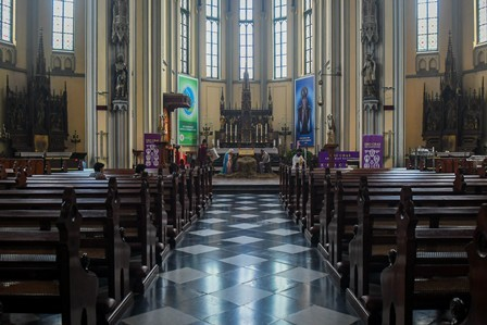 Anies to Visit Christmas Eve Mass at Jakarta's Cathedral Church