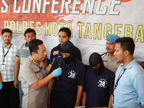 Penjual Jengkol Perakit Senjata Api Ditangkap