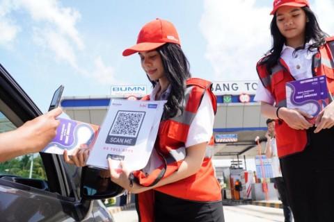 Hutama Karya Edukasi Pengendara di Tol Trans Sumatra