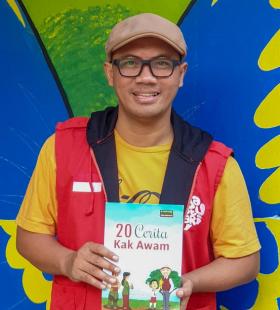 Kampung Dongeng Ajak Anak Berwisata Imajinasi