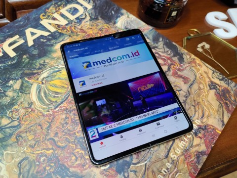 Bukan Plastik, Layar Samsung Galaxy Fold 2 Pakai Kaca