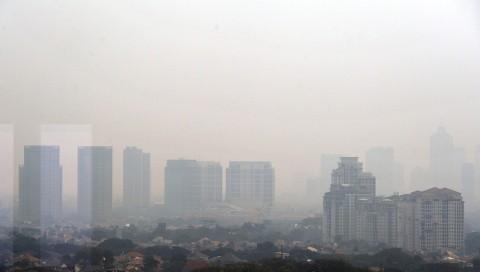Kualitas Udara Jakarta Membaik Saat Natal