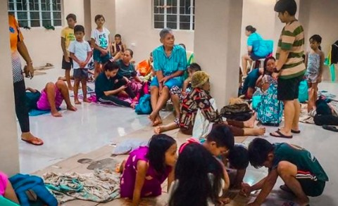 Jutaan Warga Filipina Tak Bisa Rayakan Natal karena Topan