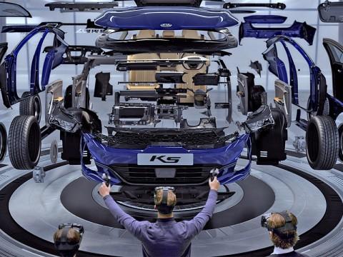 Hyundai Manfaatkan VR untuk Mendesain Mobil