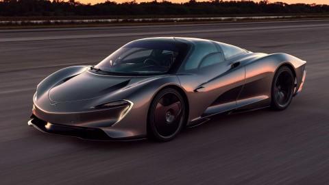 McLaren Speedtail Melesat Hingga 400 KPJ