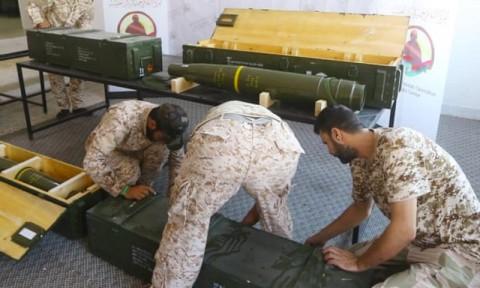 Picu Kekacauan, Tentara Bayaran Datang ke Libya