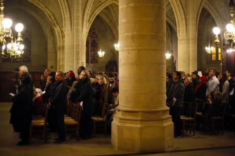 Kebaktian Natal Digelar Gereja-gereja di Seluruh Dunia