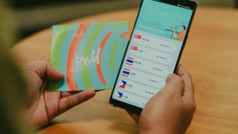by.U dari Telkomsel Sediakan Layanan Roaming