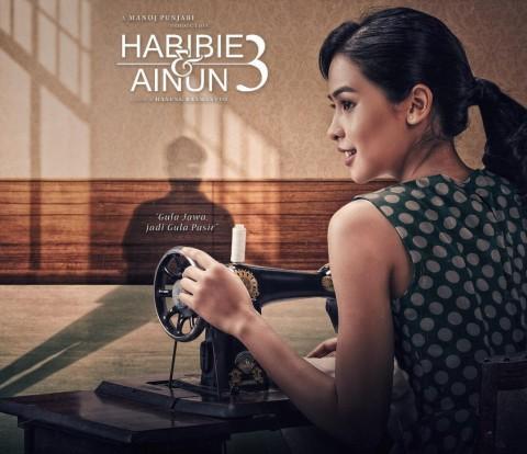 Habibie & Ainun 3 Raih Satu Juta Penonton dalam Enam Hari