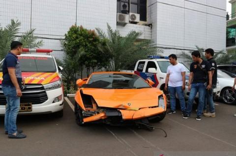 Adik Pemilik Lamborghini Bertingkah Koboi Jadi Tersangka