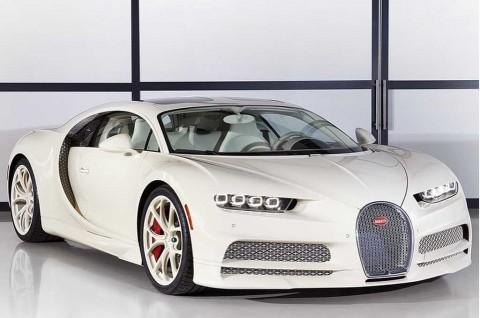 Bugatti Chiron Hermes Edition, Kolaborasi Dunia Otomotif & Gaya Hidup