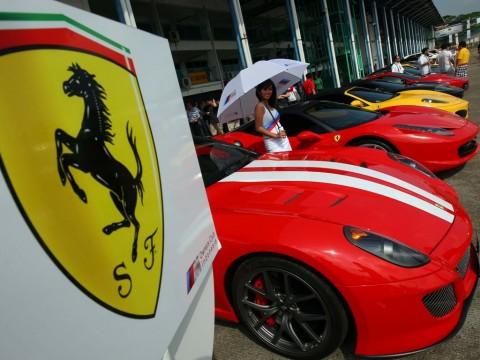 Ferrari Ogah Desain Supercar Khusus untuk Wanita