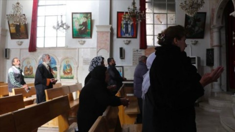 Natal Tanpa Perang di Kota Kecil Suriah