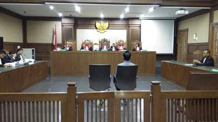 Soetikno Didakwa Menyuap Eks Dirut Garuda Indonesia